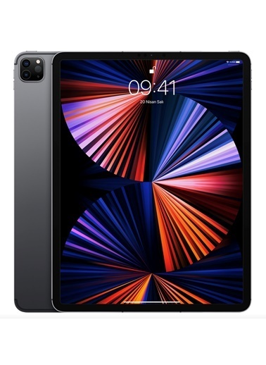Apple A İpad Pro M1 12.9'' 5 Nesil 256Gb Wifi Space Gray Gri